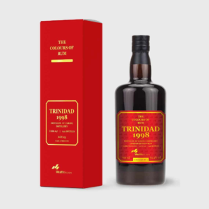 The Colours of Rum Trinidad 1998 rum review by the fat rum pirate
