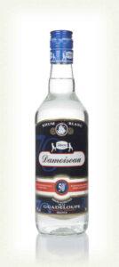 Damoiseau Rhum Blanc 50% rum review by the fat rum pirate