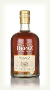 Rhum Depaz Rhum Vieux Agricole Plantation Rum review by the fat rum pirate