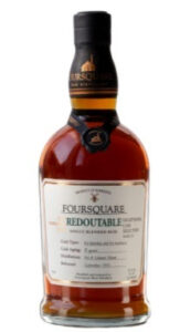 Foursquare Rum Distillery Redoubtable rum review by the fat rum pirate