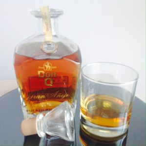 Don Q Gran Anejo rum review by the fat rum pirate