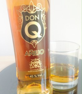 Don Q Anejo rum review by the fat rum pirate
