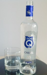 Don Q Cristal Rum Review by the fat rum pirate