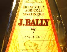 J. Bally 7 Ans D'Age Rhum Rum Review by the fat rum pirate