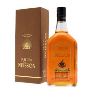 Neisson Extra Vieux Rum Review by the Fat Rum Pirate