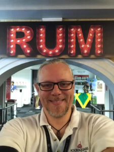 An Interview with Peter Holland by the fat rum pirate