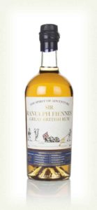 Sir Ranulph Fiennes' Great British Rum Review by the fat rum pirate