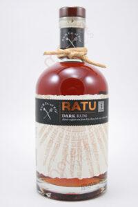 Ratu Dark Rum Aged 5 Years Rum Review by the fat rum pirate