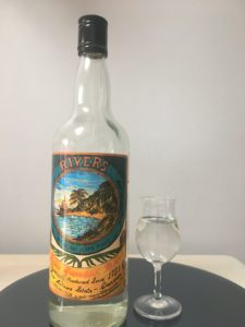 Rivers Royale Grenadian Rum 69% Rum review by the fat rum pirate