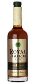 Royal Jamaican Rum Aged 12 Years Rum Review by the fat rum pirate