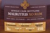 Rum & Cane Merchants Mauritius XO Single Cask Rum Review by the fat rum pirate