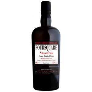 Foursquare Rum Distillery Sassafras Rum review by the fat rum pirate