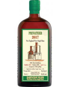 Habitation Velier Privateer 2017 rum review by the fat rum pirate