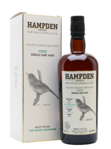 Hampden Estate 2010 VIREO Single Cask #488 TWE Exclusive rum review by the fat rum pirate