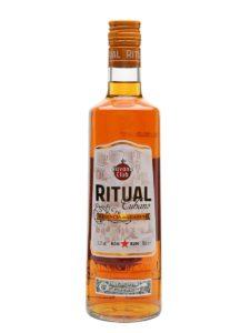 Havana Club Cubano Ritual Rum Review by the fat rum pirate
