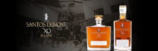 Santos Dumont XO Rum Review by the fat rum pirate
