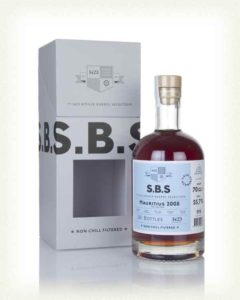S.B.S - The 1423 Single Barrel Selection Mauritius 2008 Rum Review by the fat rum pirate