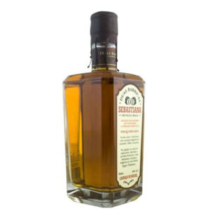 Cachaca Sebastiana Duas Barricas Quatro Anos rum review by the fat rum pirate