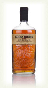 Original Soggy Dollar Old Dark Rum review by the fat rum pirate