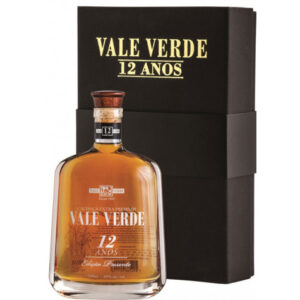 Vale Verde 12 Anos Rum review by the fat rum pirate