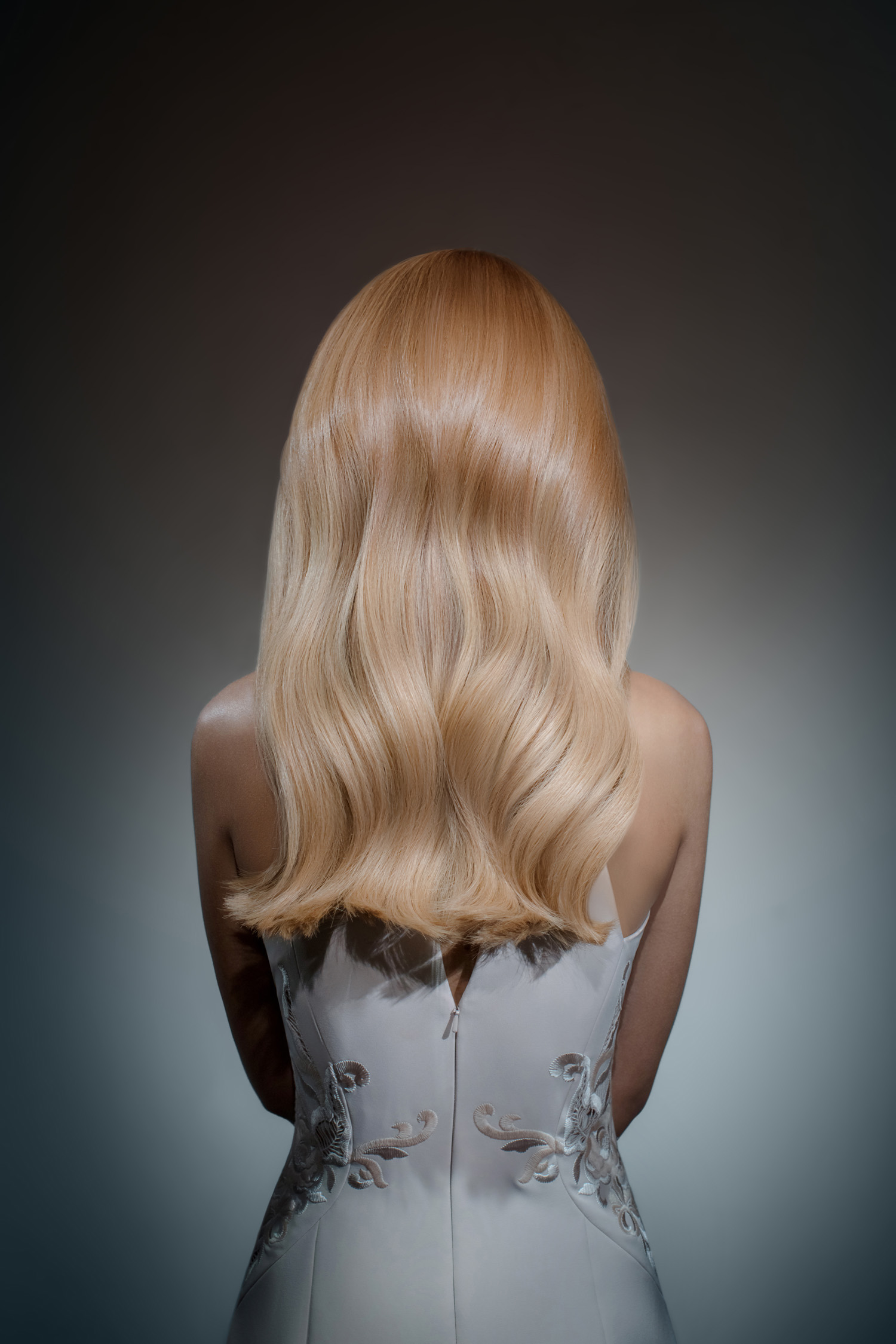Amber Luxury Full Lace Blonde Ombre Wig- 360 Frontal Lace 5
