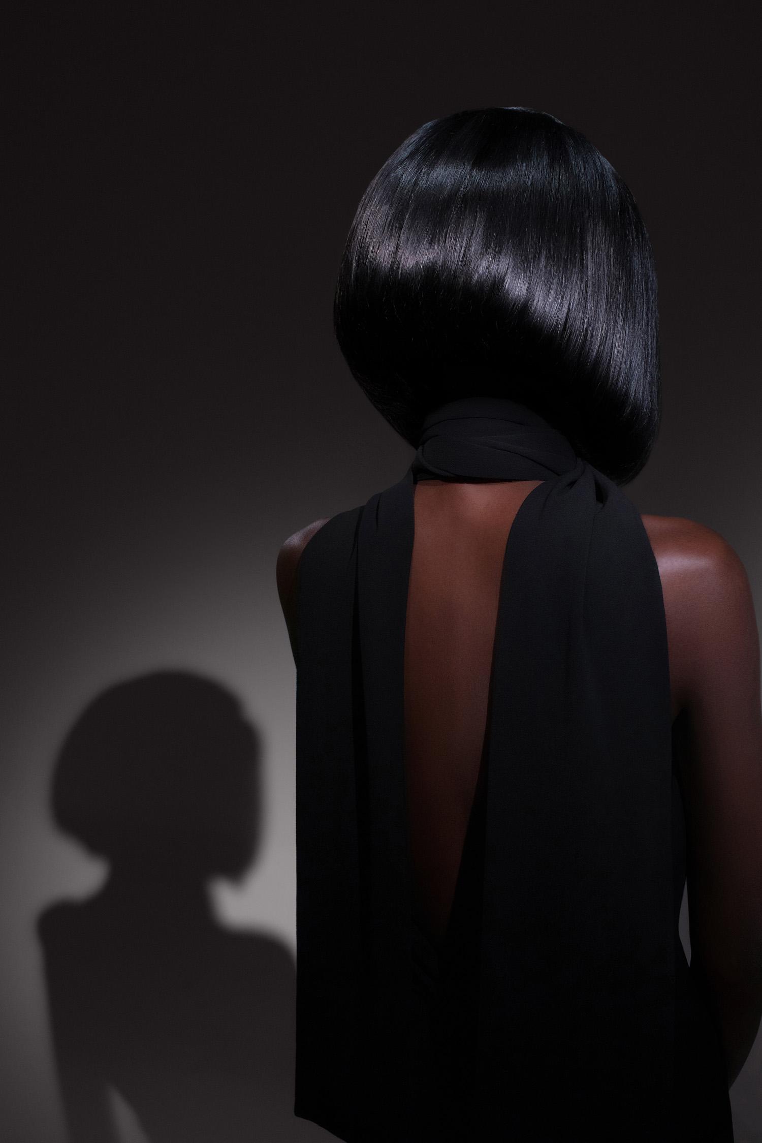 Beatnik Luxury Full Lace Black Wig- 360 Frontal Lace