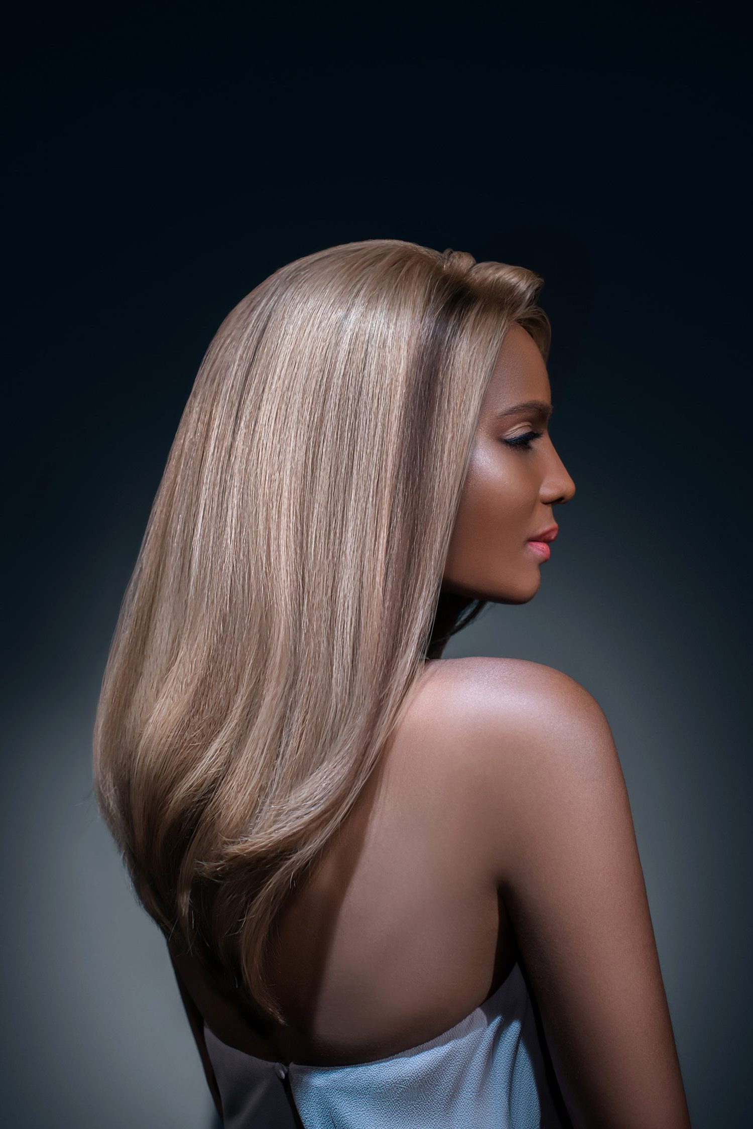 Cali Luxury Full Lace Blonde Wig-360 Frontal Lace 2