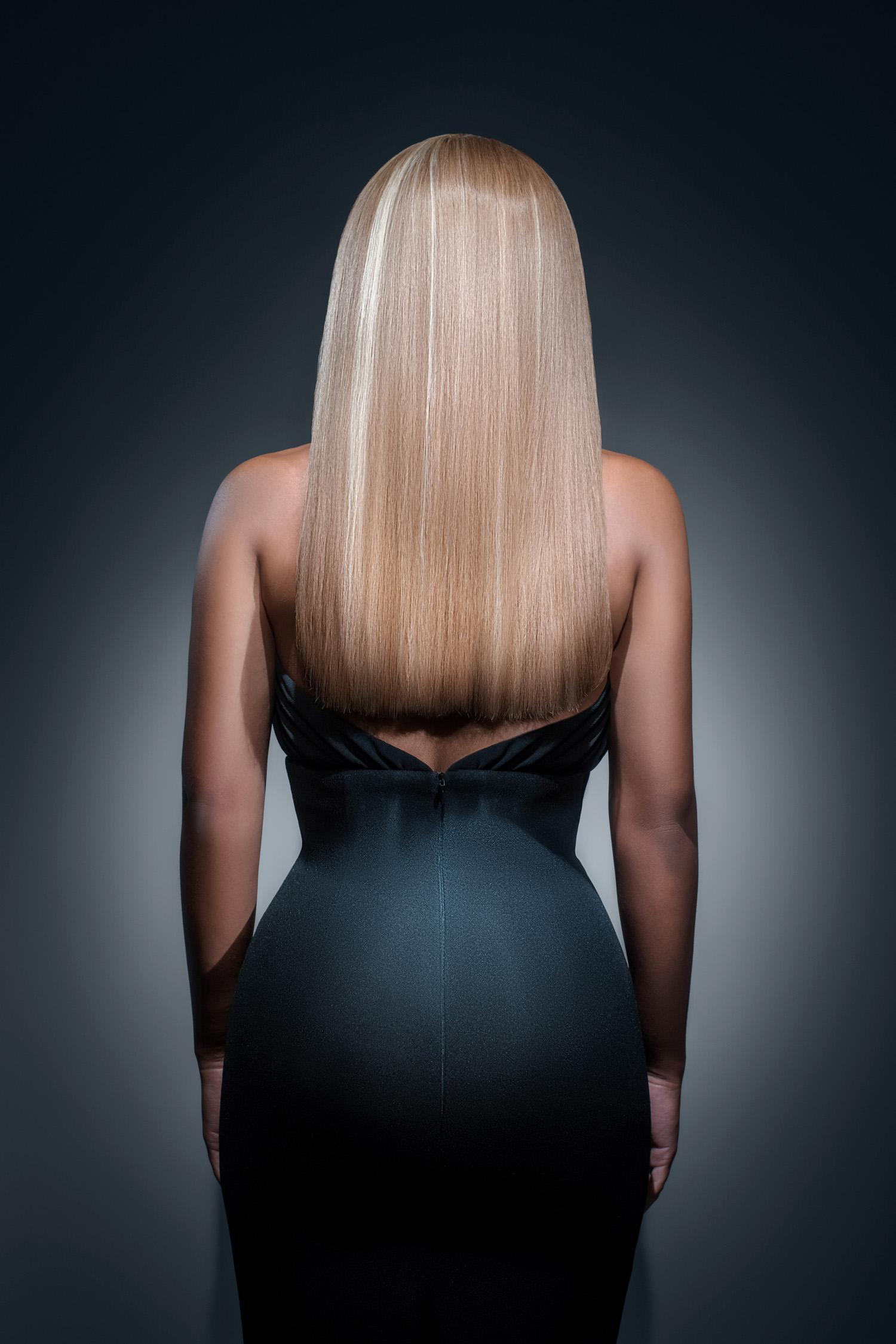 Opaline Luxury Full Lace Ash Blonde Wig- 360 Frontal Lace 2