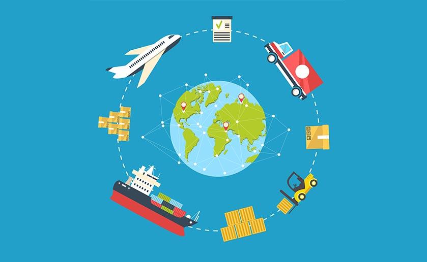 supply chain graph
