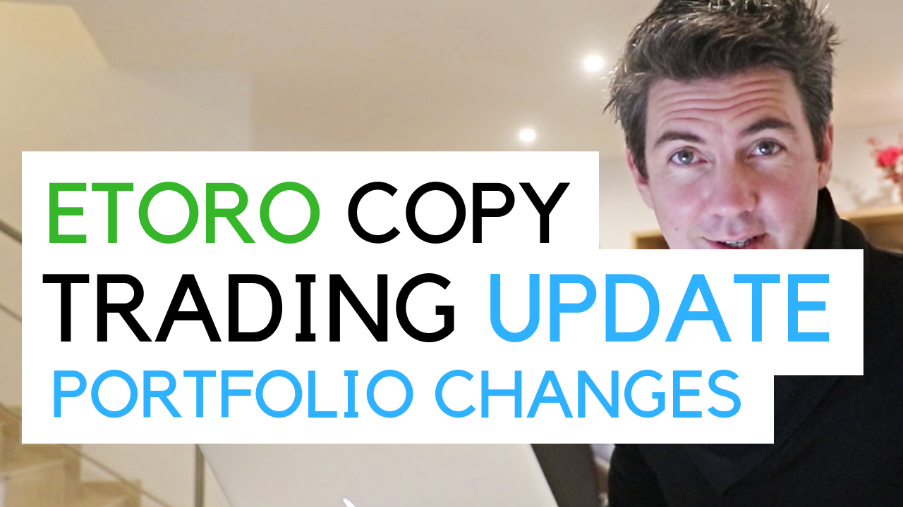 Me giving a copy trading update for the Etoro site.