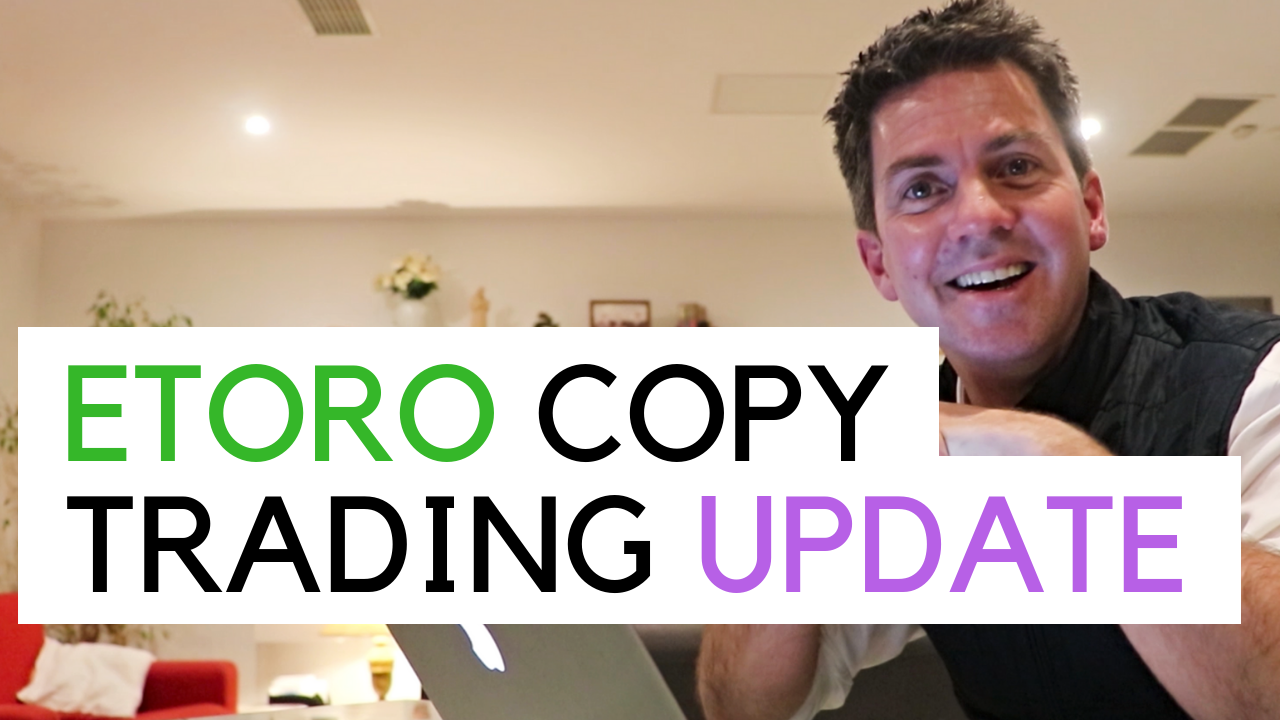 Me Smiling in my flat in MArsaskala talking about my latest copy trading update