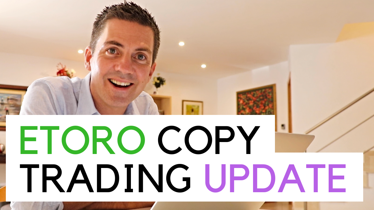 Giving a copy Trading Update - 24/August/2019