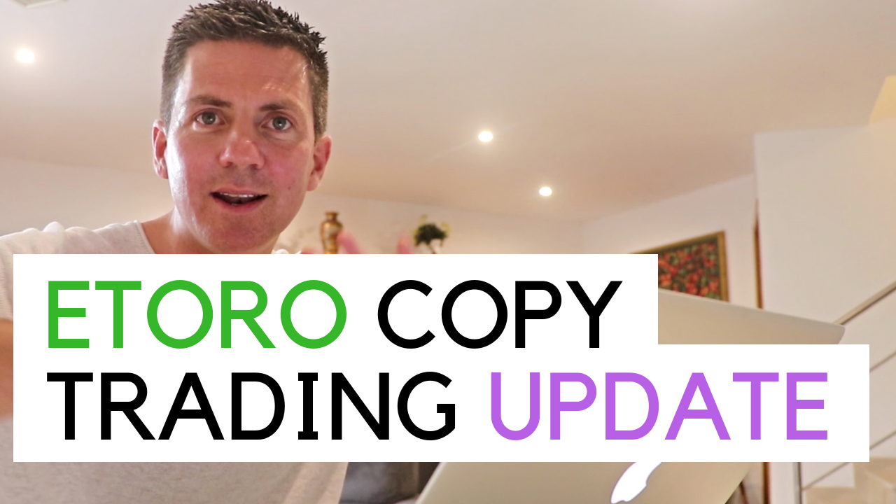 My latest may 16 copy trading update - speaking from my flat