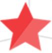Red star shows chapion level investor on eToro