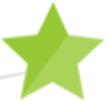the green star on etoro is the highest level of their investor program - elite