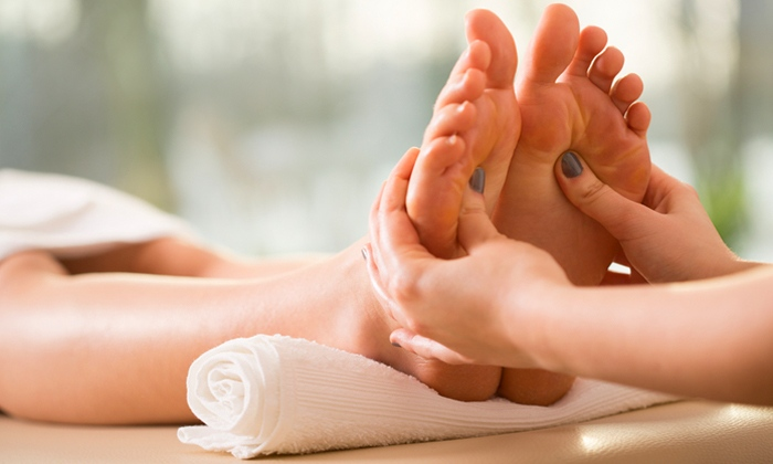 REFLEXOLOGY CAN MAINTAIN HEALTH & WELL-BEING