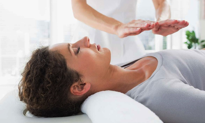 The Reiki Master will use gentle hand placements on or over the body with the aim to rebalance this energy flow
