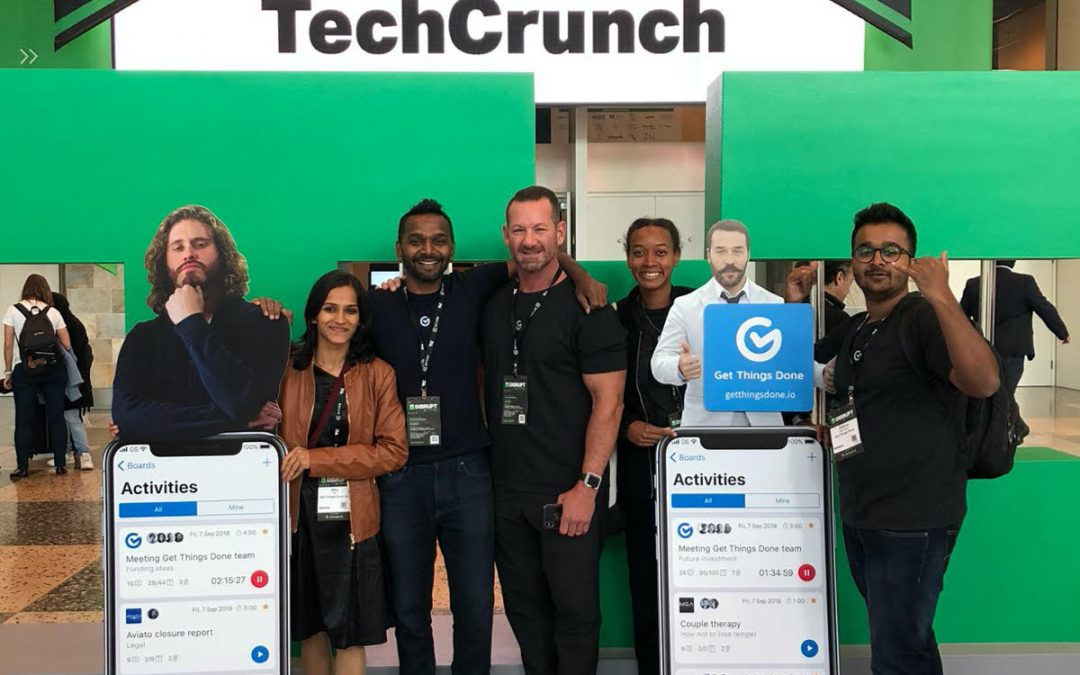 User guide to TechCrunch Disrupt
