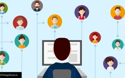 Discovering best out of people in remote teams