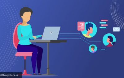 How to work remotely with your rockstar team?