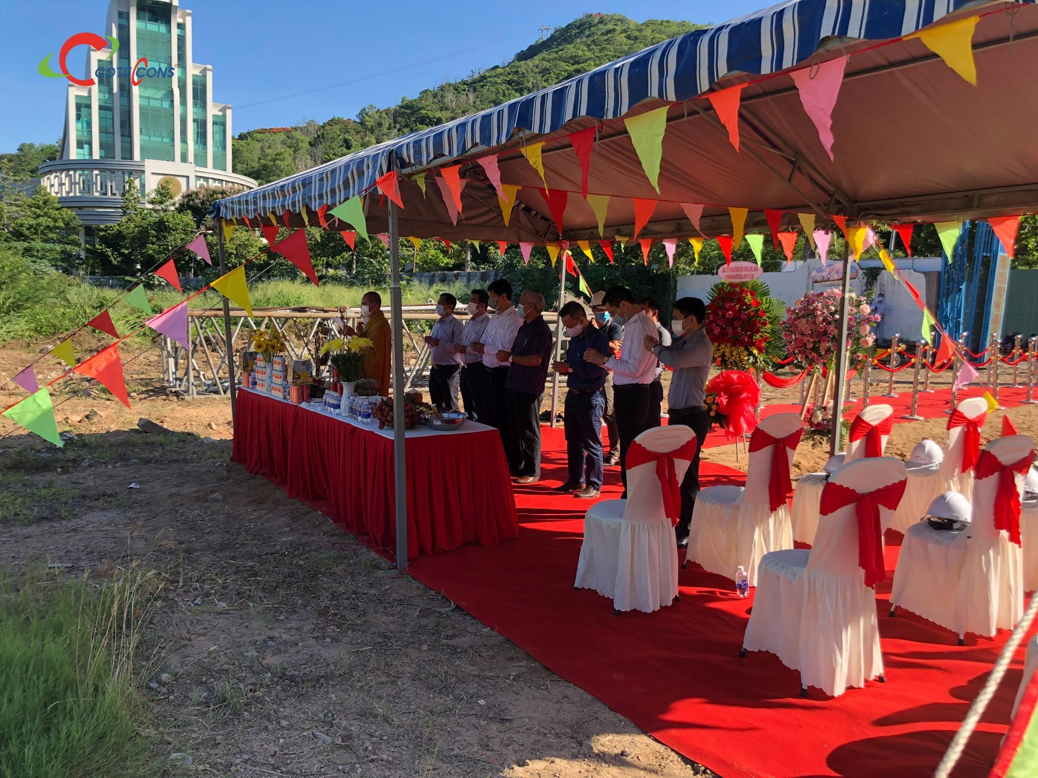 Động thổ dự án Hilton Double Tree Vũng Tàu