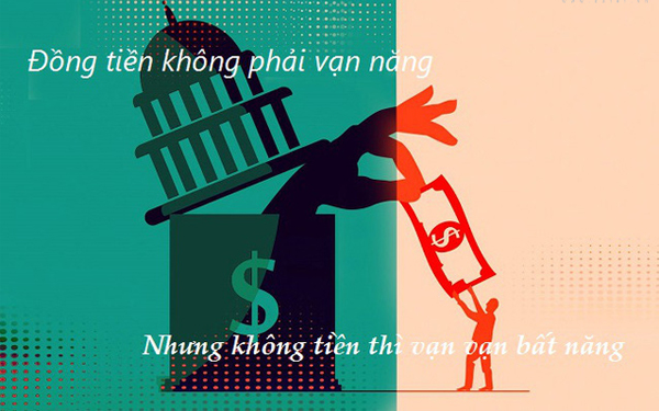 Tiền bạc không mang lại hạnh phúc