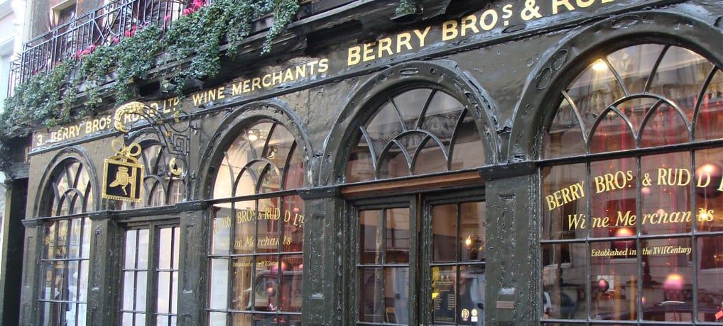 berry bros rudd