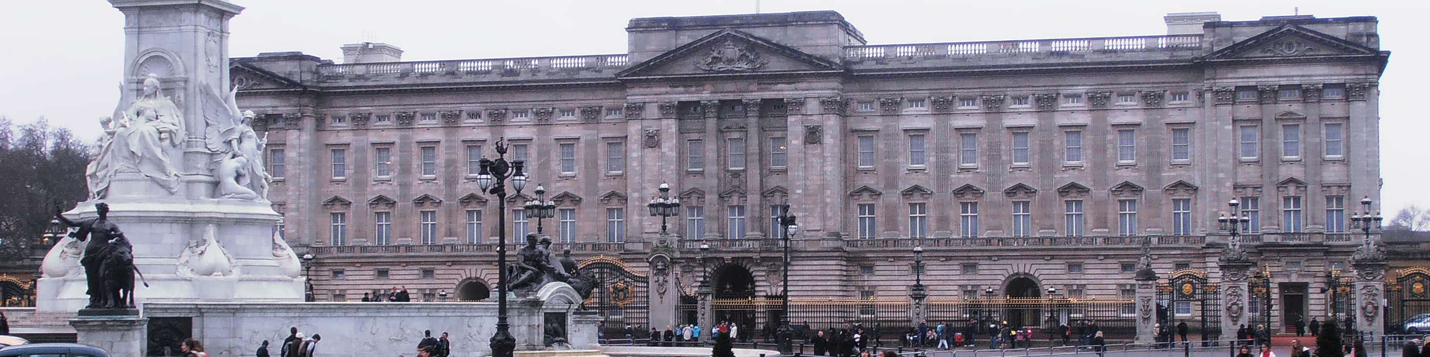 Casa da Rainha em Londres