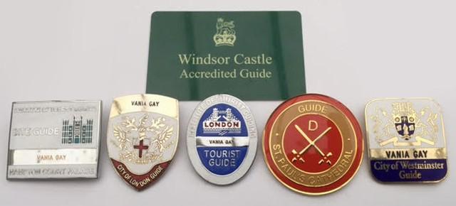 Badges Tourist Guide