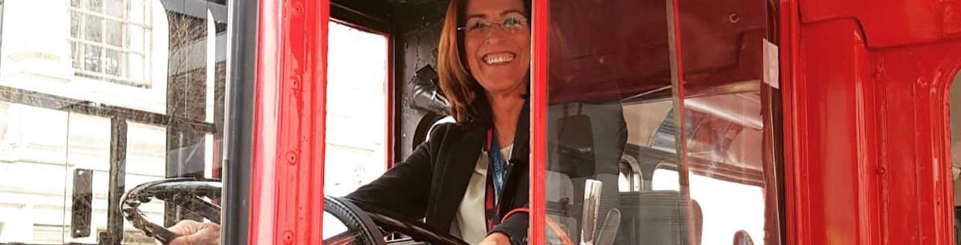 Vania Double deck bus