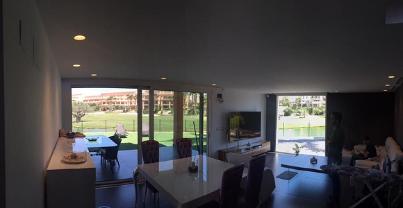 Proyecto residencial Campo de Golf
