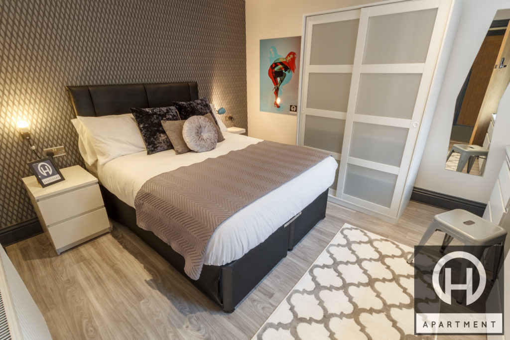 Frederick St Bedroom 4