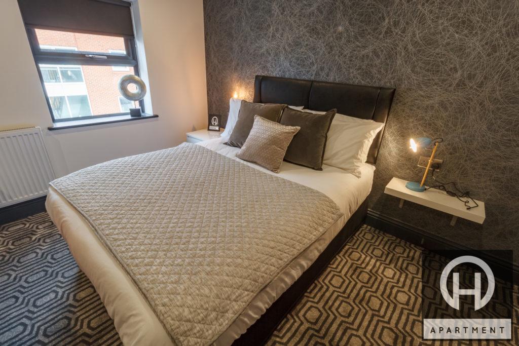 Frederick St Bedroom 1