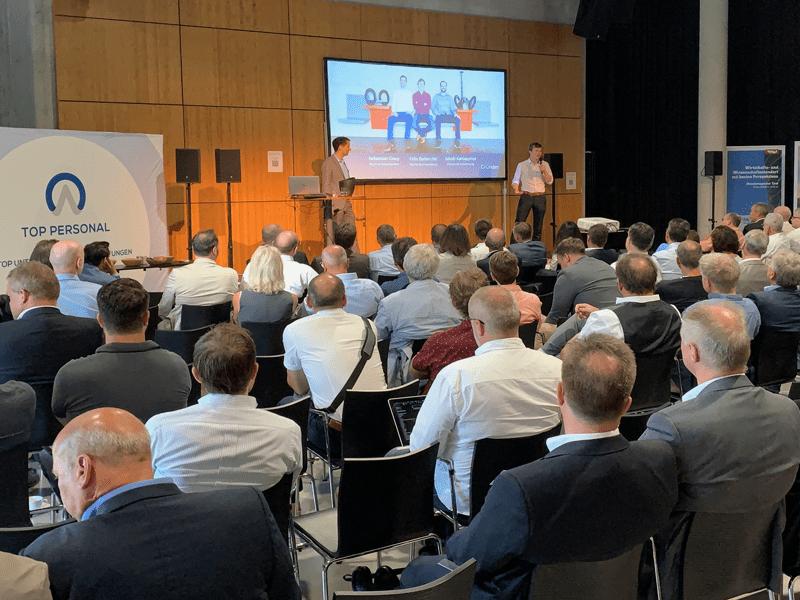 Vortrag bei der CommendIT Jahreshauptversammlung 2019